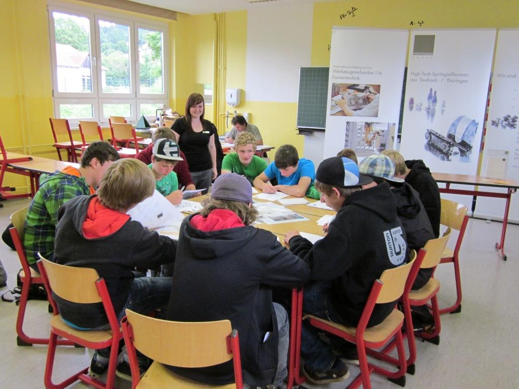 Regelschule wutha farnroda berufswahl for Maho deckel seebach